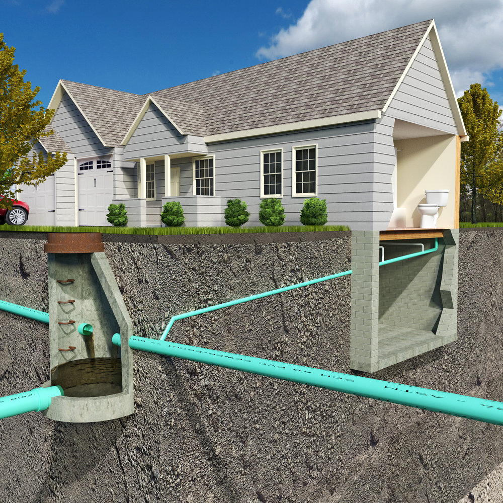 Selecting a New Septic Tank for Your Chappaqua, NY, Home: Types and Benefits of Different Septic Tanks