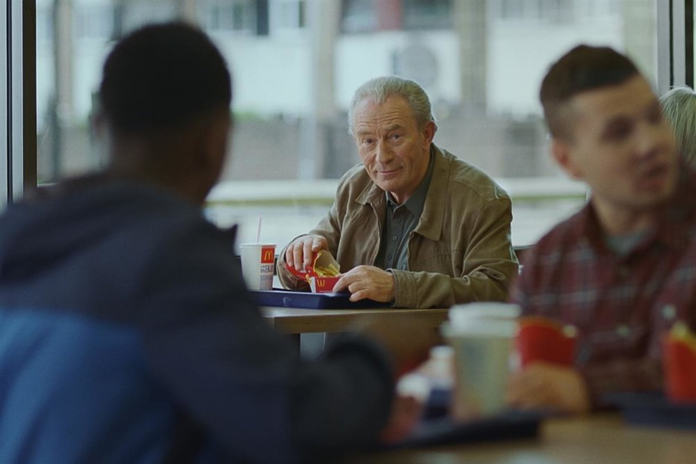 Figure 7. A McDonald's UK ad from 2013
