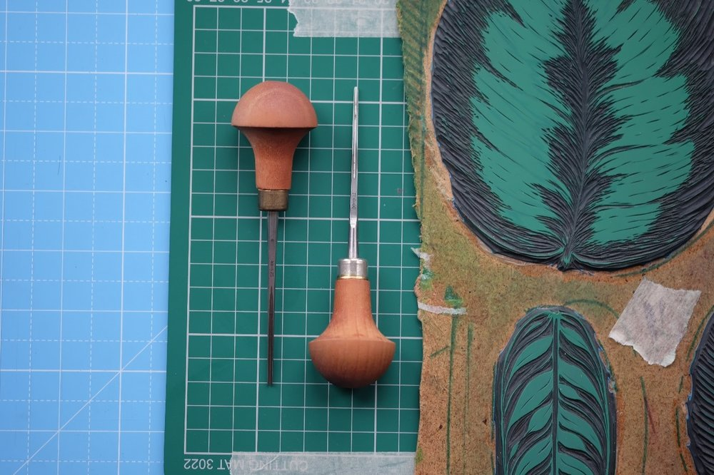 Pfeil Swiss Made Carving Tools