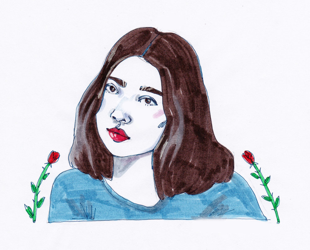 Camille Liu   By PHILO COHEN  Illustration  SENDRA UEBELE