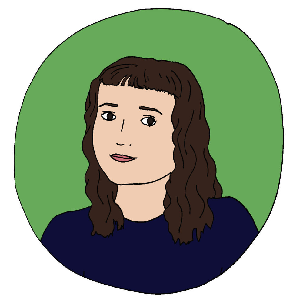 Saskia Globig   By SPECIWOMEN  Illustration  TEGAN IVERSEN