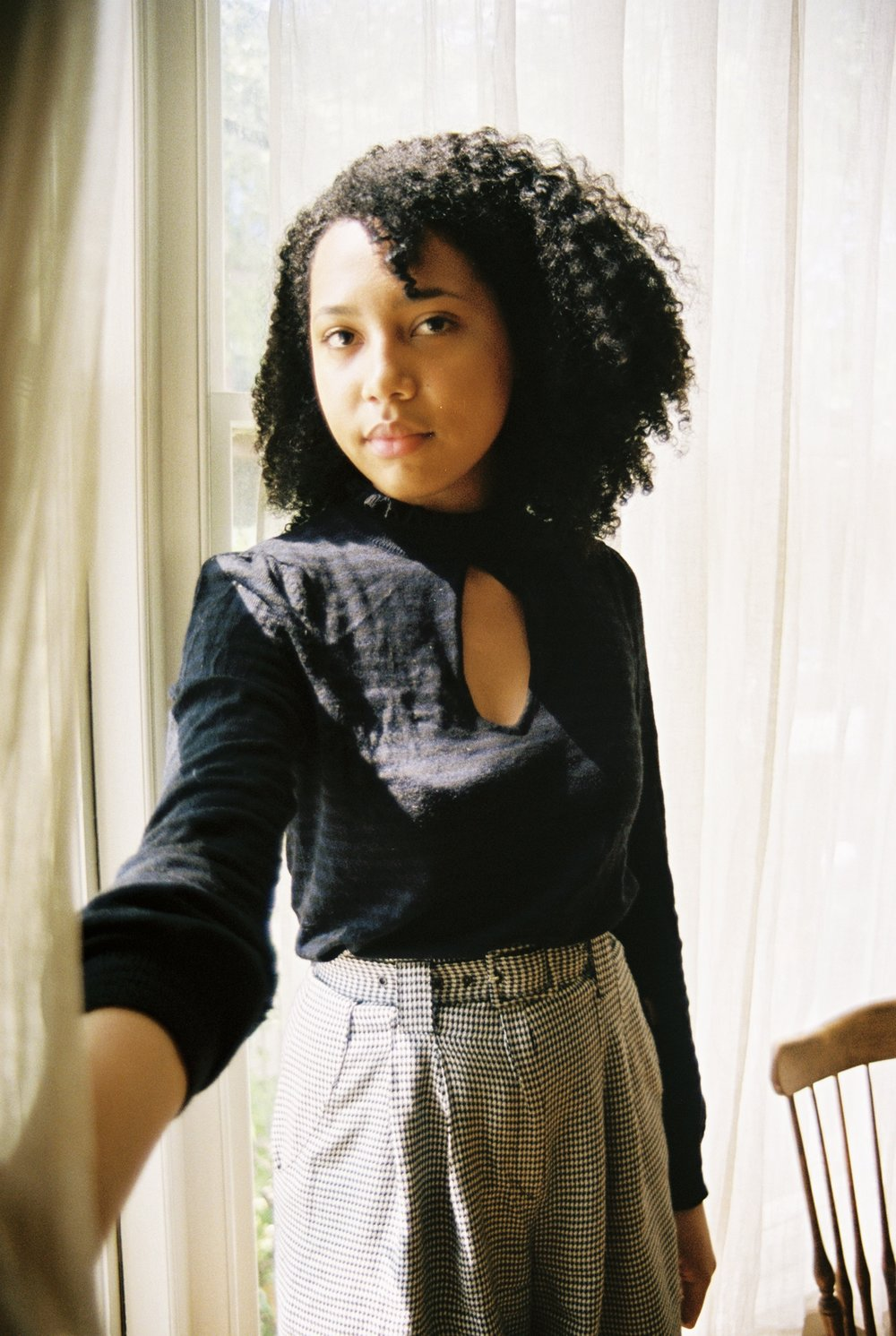 Alyssa captured by Natalie Yang