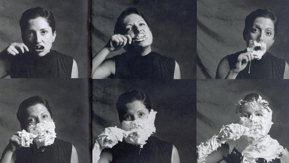 Homenagem a George Segal , 1984/2006, Lenora De Barros (Brazil)