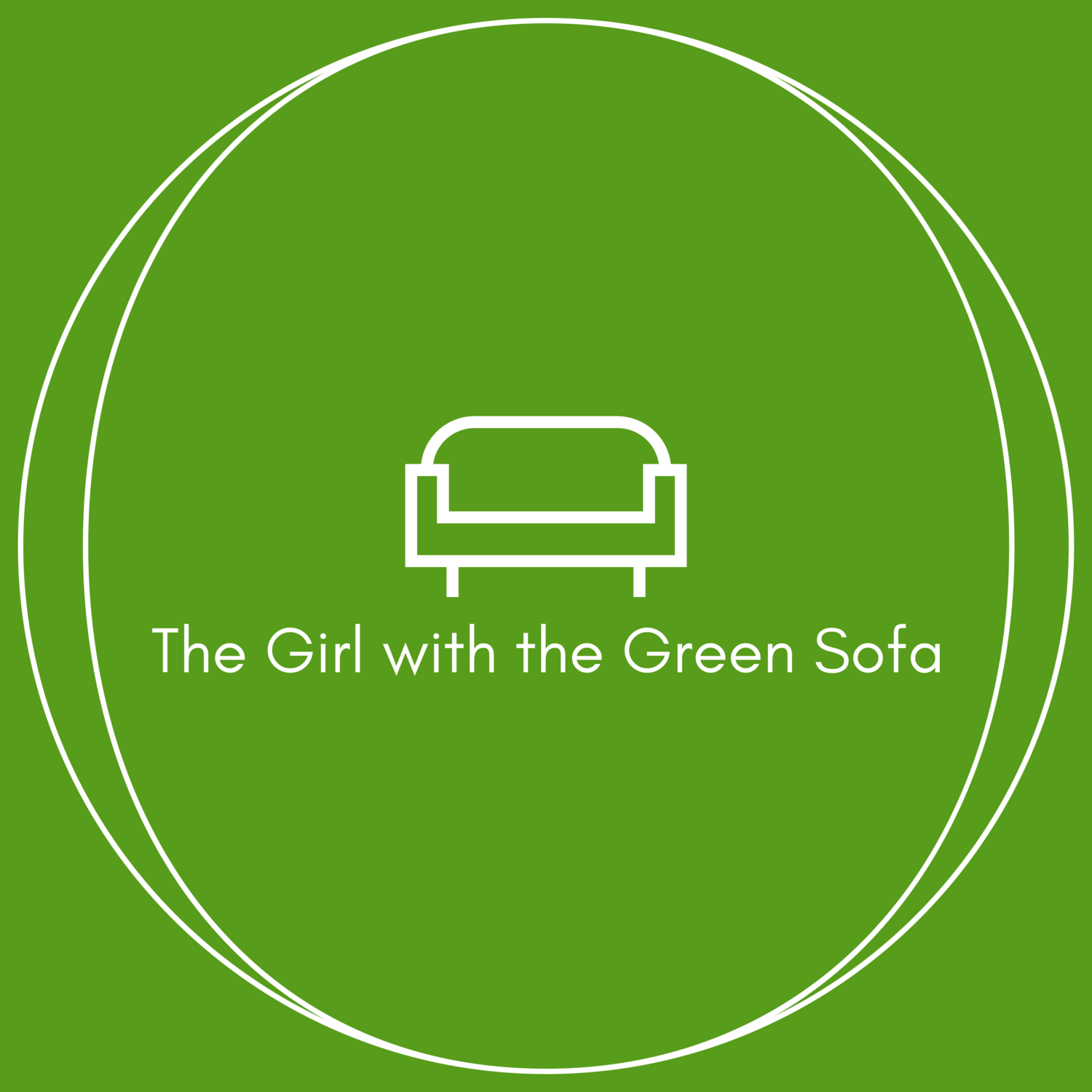 "Nicola Broughton-""The Girl with the Green Sofa"""