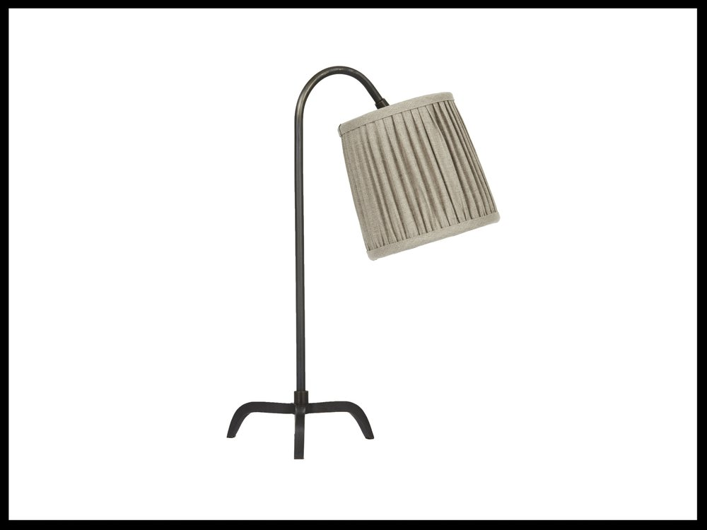 Loaf - NEW Little Slam Dunk lamp in Antique Bronze from £55 high-res 1.jpg
