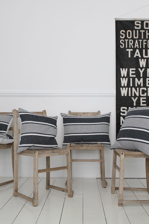 Pillo Vintage Black Stripe Cushions.jpg