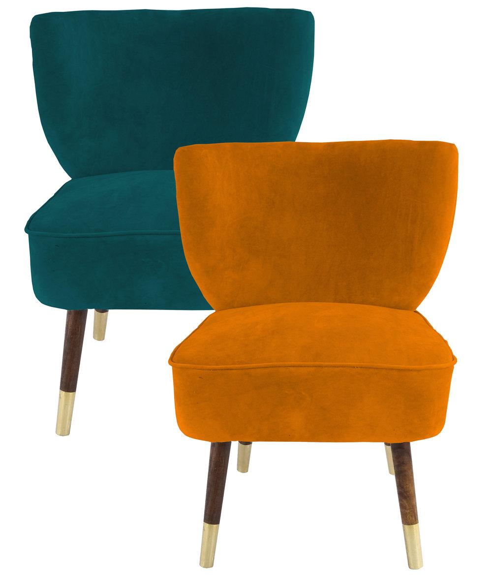 Harrington Cocktail Chair RRP £368