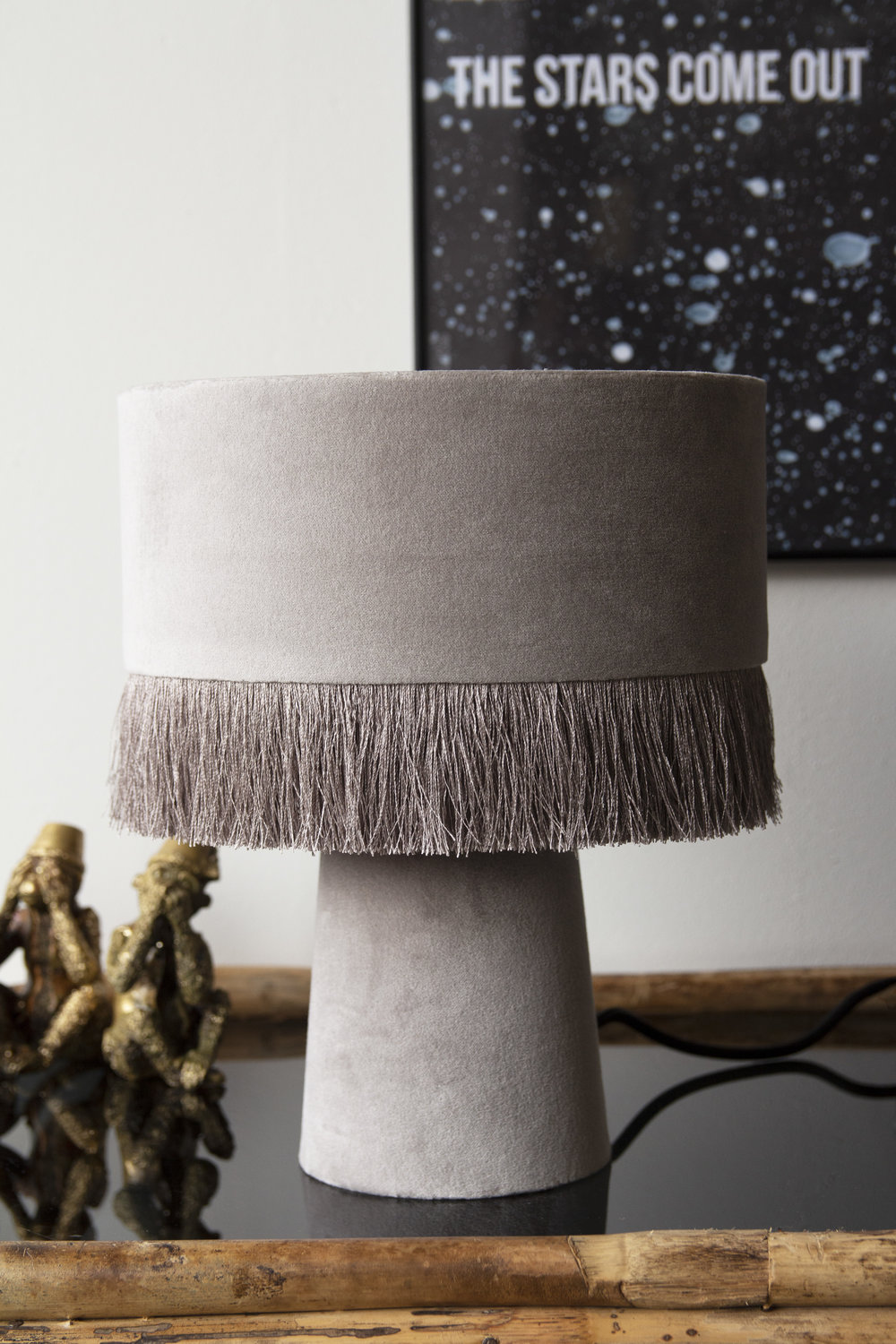 rockettstgeorge_All Over Velvet Table Lamp With Fringe - Ice Grey_lifestyle_highres.jpg