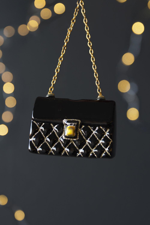 rockettstgeorge_Glamorous Black Handbag Hanging Decoration_highres.jpg