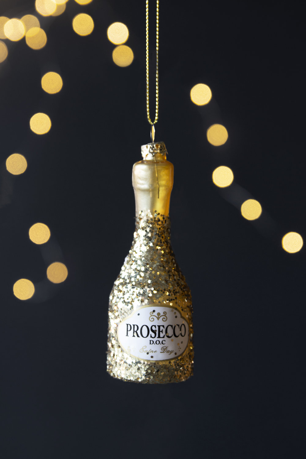 rockettstgeorge_Gold Glitter Prosecco Bottle Hanging Decoration_lifestyle_highres.jpg