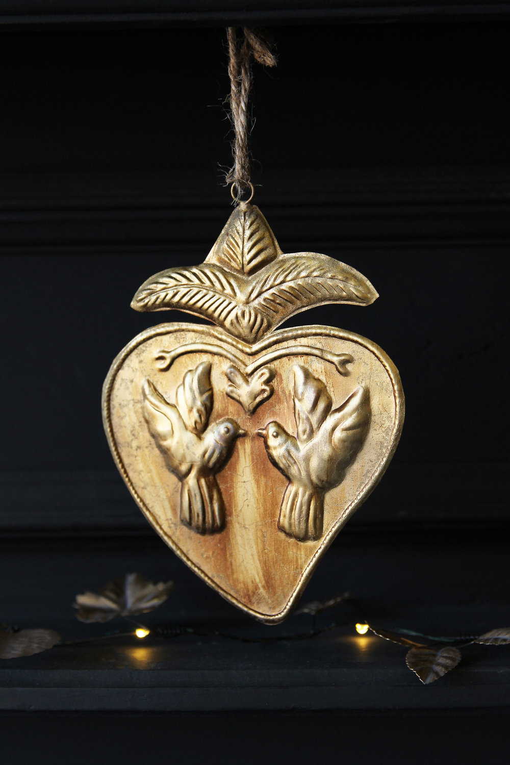 rockettstgeorge_brass_rope_heart_bird_christmas_tree_decoration_lifestyle_highres.jpg