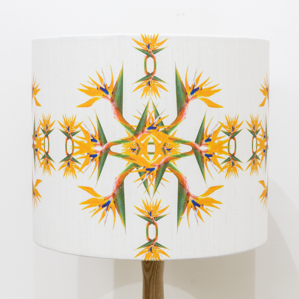 Bird of Paradise Cream Lampshade copy.jpg