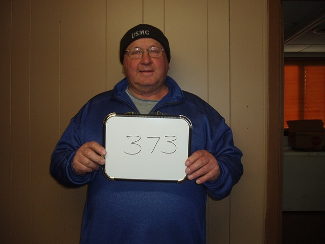 Larry Lutz of Akaska, SD drew the winning number this Monday morning at the Akaska Bait Shop, Bar & Grill. Larry drew the number for Jerry Schaefer of Pierre, SD. Jerry wins a Mossberg 464 30/30 Rifle. CONGRATULATIONS JERRY.