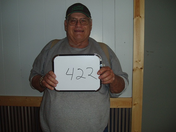 Stanley Weiss of Akaska, SD drew the winning number this Monday morning at the Akaska Tavern & Bait Shop. Stanley drew the number for Kurt Hoeft of Mellette, SD. Kurt wins a Mossberg 702 Rifle.   CONGATULATIONS KURT.