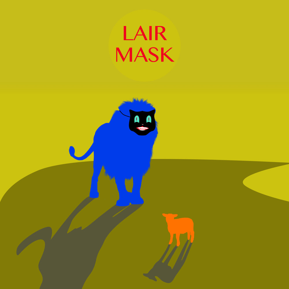 Lair Mask - This band is an instrumental doom metal band. RIYL Sleep and Deaf Heaven.