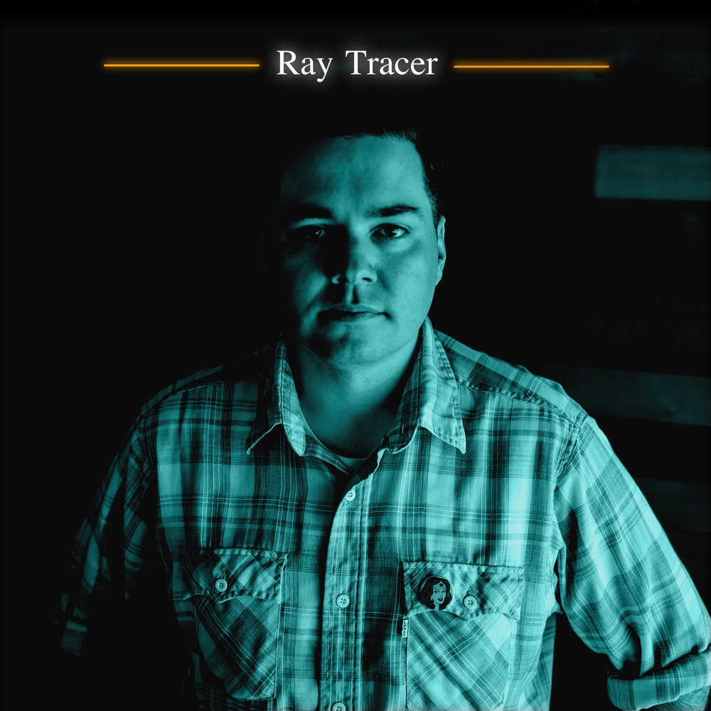Ray Tracer - Singer/songwriter and troubador, Ray Tracer, makes hypnotic ambient folk. RIYL America, Orleans, Tom Petty and Bread.