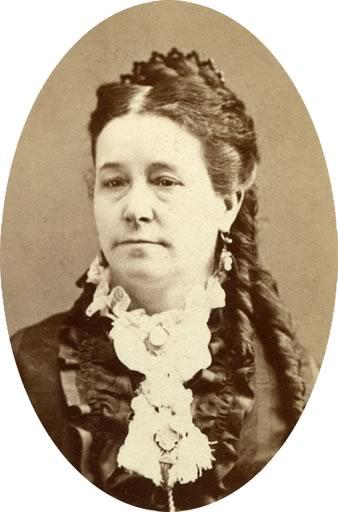 Sarah Ann Daft (1828 - 1906)