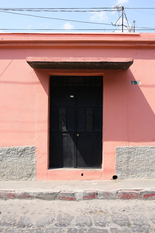 My home in Xela