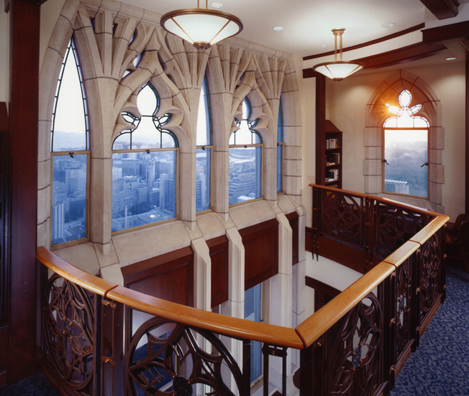 UNIVERSITY OF PITTSBURGH HONORS COLLEGE RENOVATIONS CATHEDRAL OF LEARNING