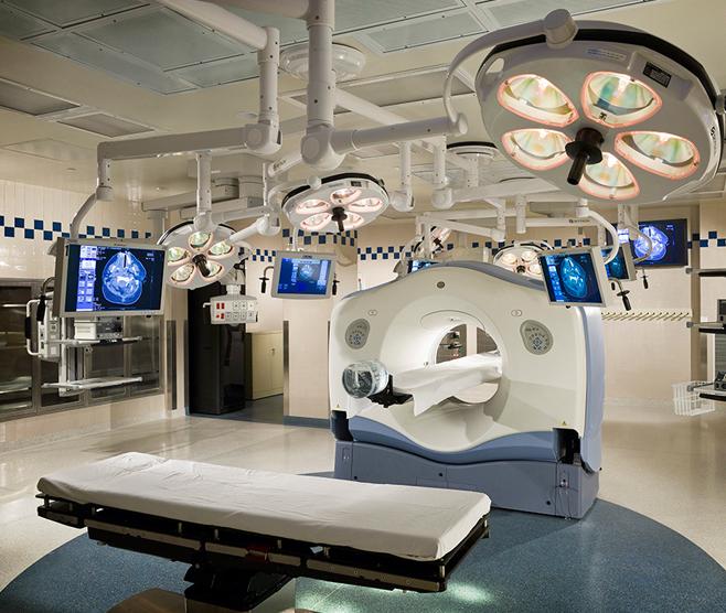 Upmc Presbyterian Hospital Operation Roms 10-12 gallery — Burchick