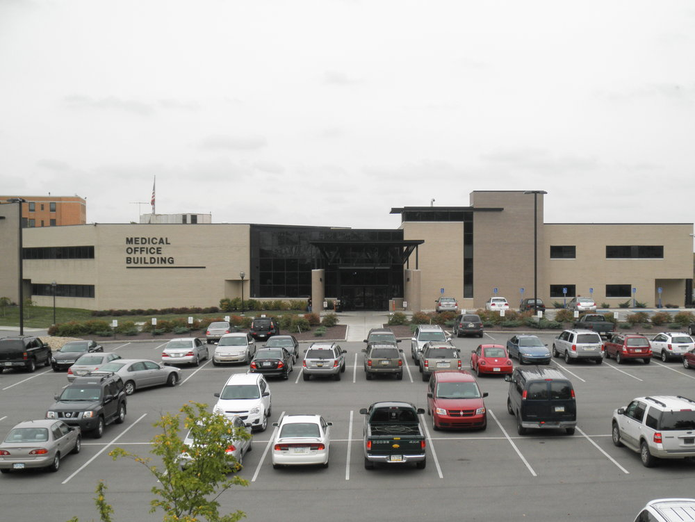 OHIO VALLEY GENERAL HOSPITAL MEDICAL OFFICE BUILDING II
