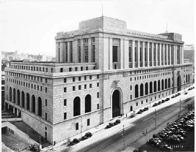 SSA Backfill Renovation, Joseph F. Weis, Jr. U.S. Courthouse