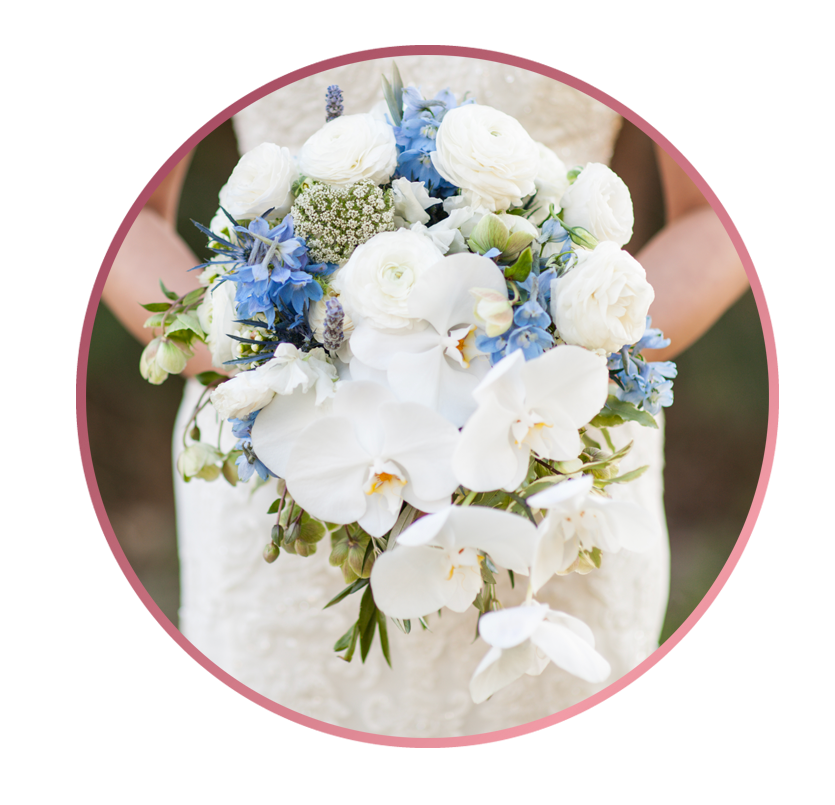 Fallen in love with a floral design? - Let Piccolo Petalo design your wedding flowers