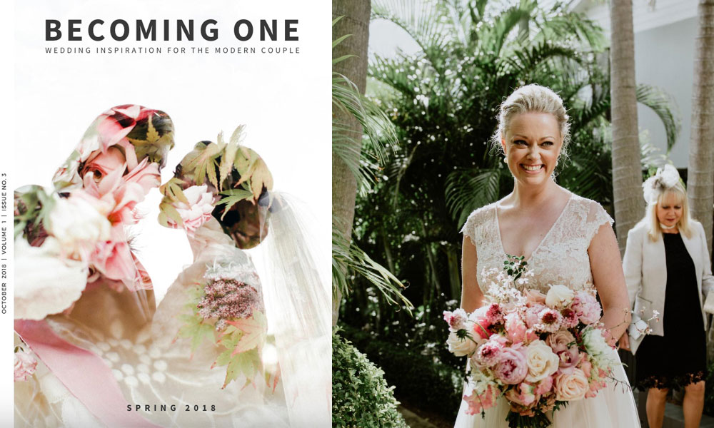 Becoming One magazine - Spring 2018 Edition