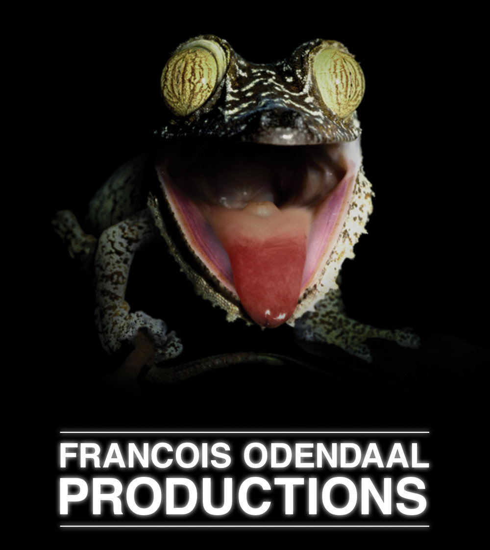 Francois Odendaal Productions , South Africa:   help raise awareness about nature and its values in an entertaining format, facilitate opportunities for people to experience nature through our work, especially youth, and thus create transformational moments that lead to lifelong personal connections with it.