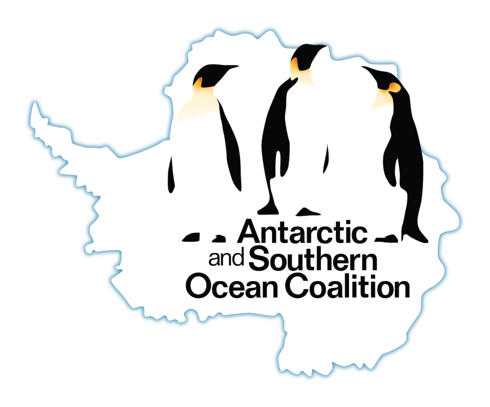 Antarctic and Southern Ocean Coalition (ASOC) , Antarctic:  Works to protect the continent of Antarctica as well as its surrounding Southern Ocean. ASOC is committed to enhancing public awareness about the continent, its magnificent species, and its unique environmental challenges.