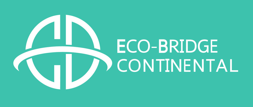 Eco-bridge continental (EBC), Asia:  A non-governmental organization aiming to make contributions to nature conservation in China. One of EBC's main priorities is to build connections between terrestrial ecosystems and human-beings.