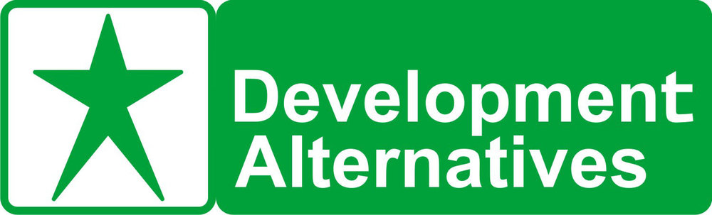 Development Alternatives , Global:  The world's first social enterprise dedicated to sustainable development, is a research and action organisation striving to deliver socially equitable, environmentally sound and economically scalable development outcomes. Works to instill a deep appreciation of our ecological heritage, and to safeguard it for future generations.