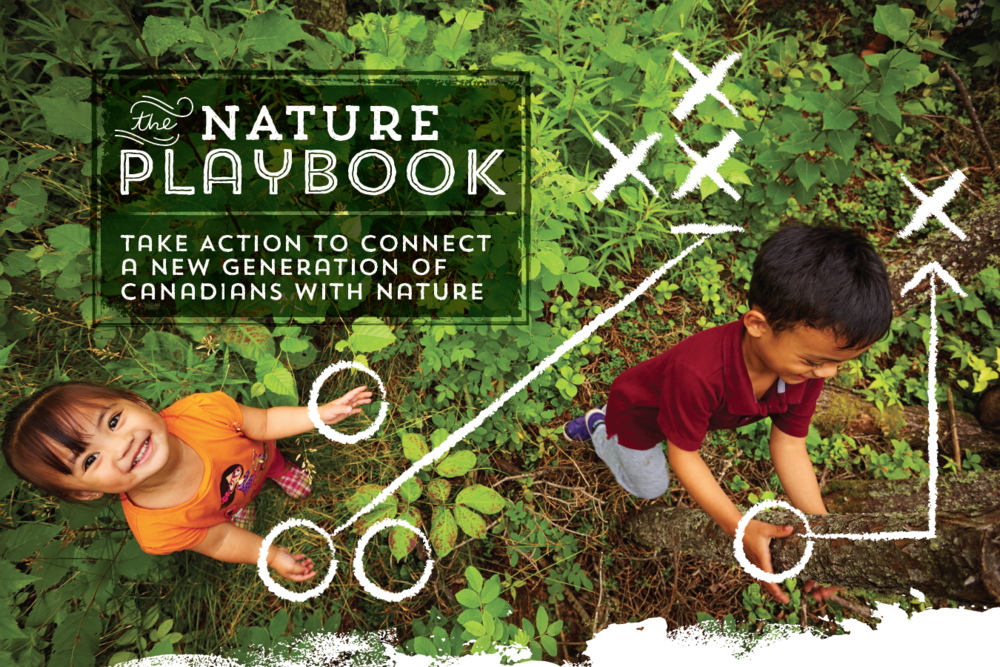 Original Nature Playbook - Available in    English    and    French