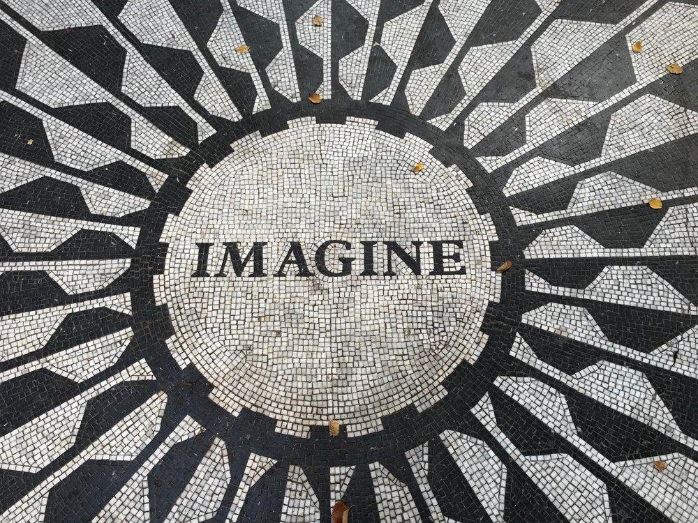Imagine Central Park