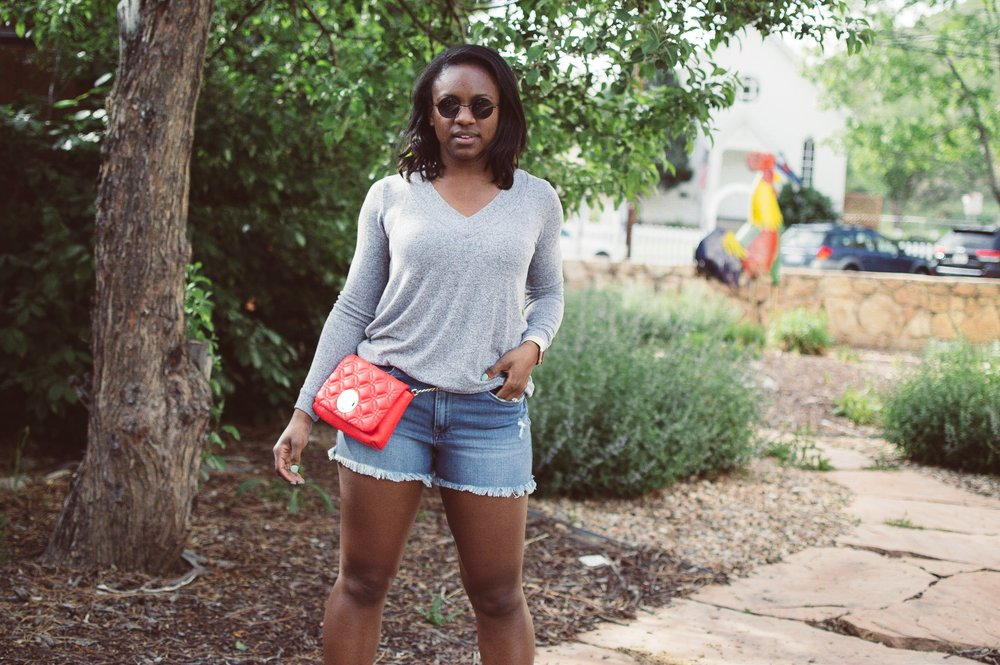 Summer Staples - Finding the Perfect Denim Shorts