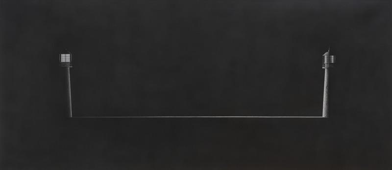 Copy of Jorge López Pardo, Encuentro, de la serie Avistamientos (Meeting, from the series Sightings), 2014.