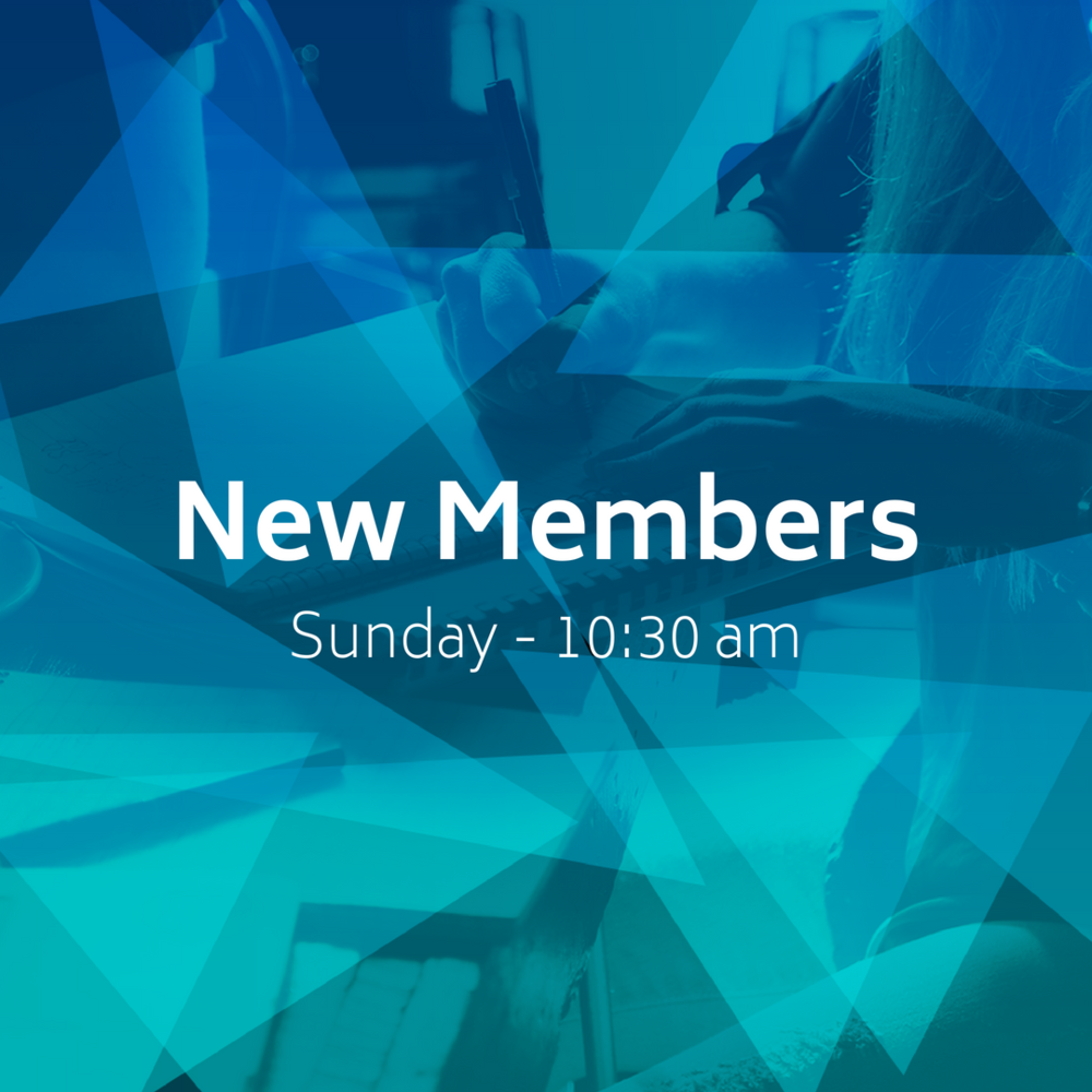 New Members - Pastor Wendy will be hosting a small group for those who are interested in joining the Davidsonville UMC Church Family. This group will meet immediately following the frist service at 10:15 AM in the Fellowship Hall. Childcare is provided during this group.