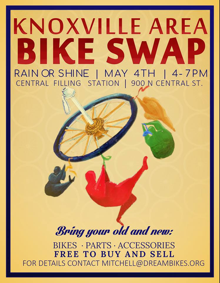 Central Filling Station | Knoxville Area Bike Swap with