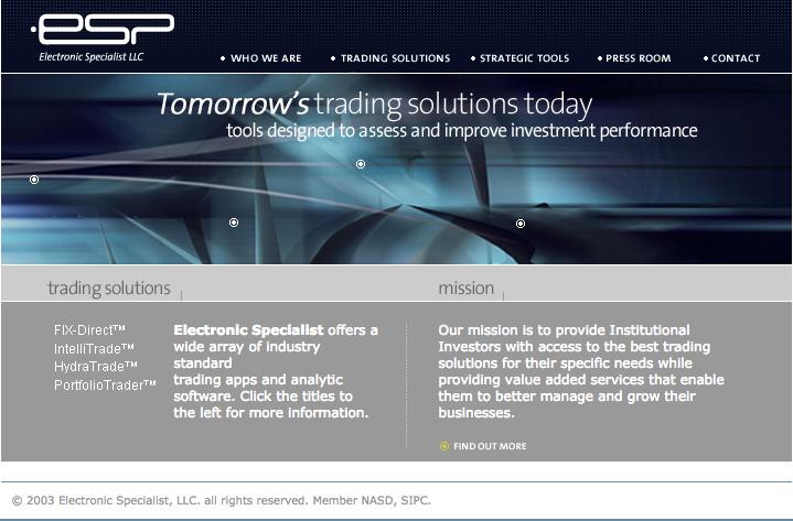 ESP, Electronic Specialist, LLC