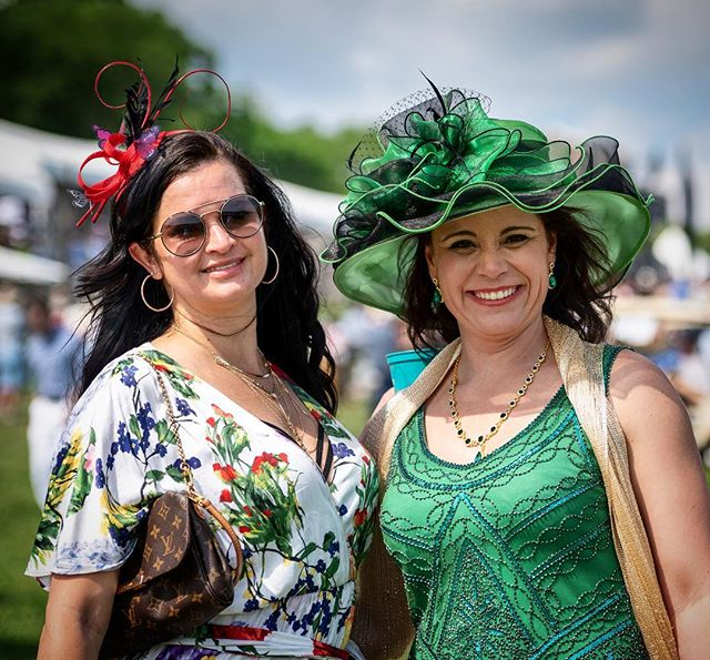 We've loved seeing everyone's photos from #TNSteeplechase last weekend 👒🏇🏼 #reminiscing • Photo courtesy of John Bailey @baileyjb6 📸