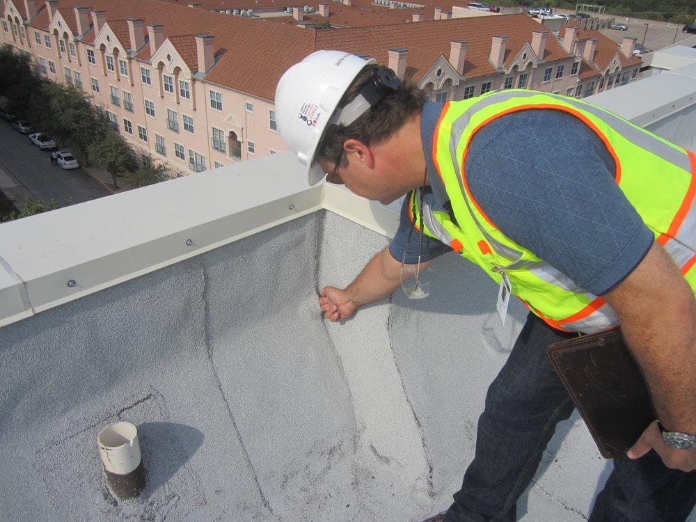 roof repair consulting