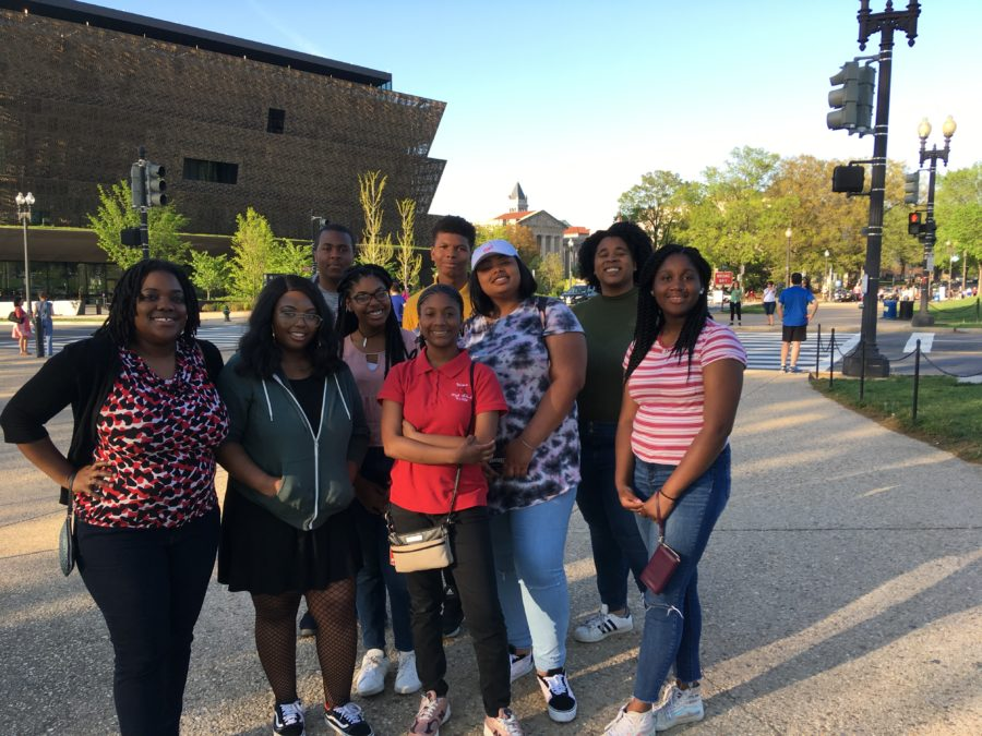 Excerpts in this essay were contributed by youth producers Joelle, Brooke, and Ade. Additional students that attended the trip were Ayanna, Jannah, Israel, Tayla, and Madison.
