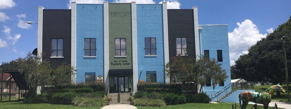 Ocala's Discovery Science Center