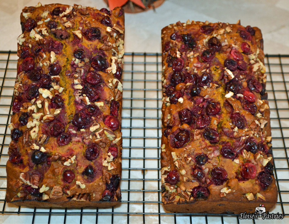 Cranberry Harvest Loaf