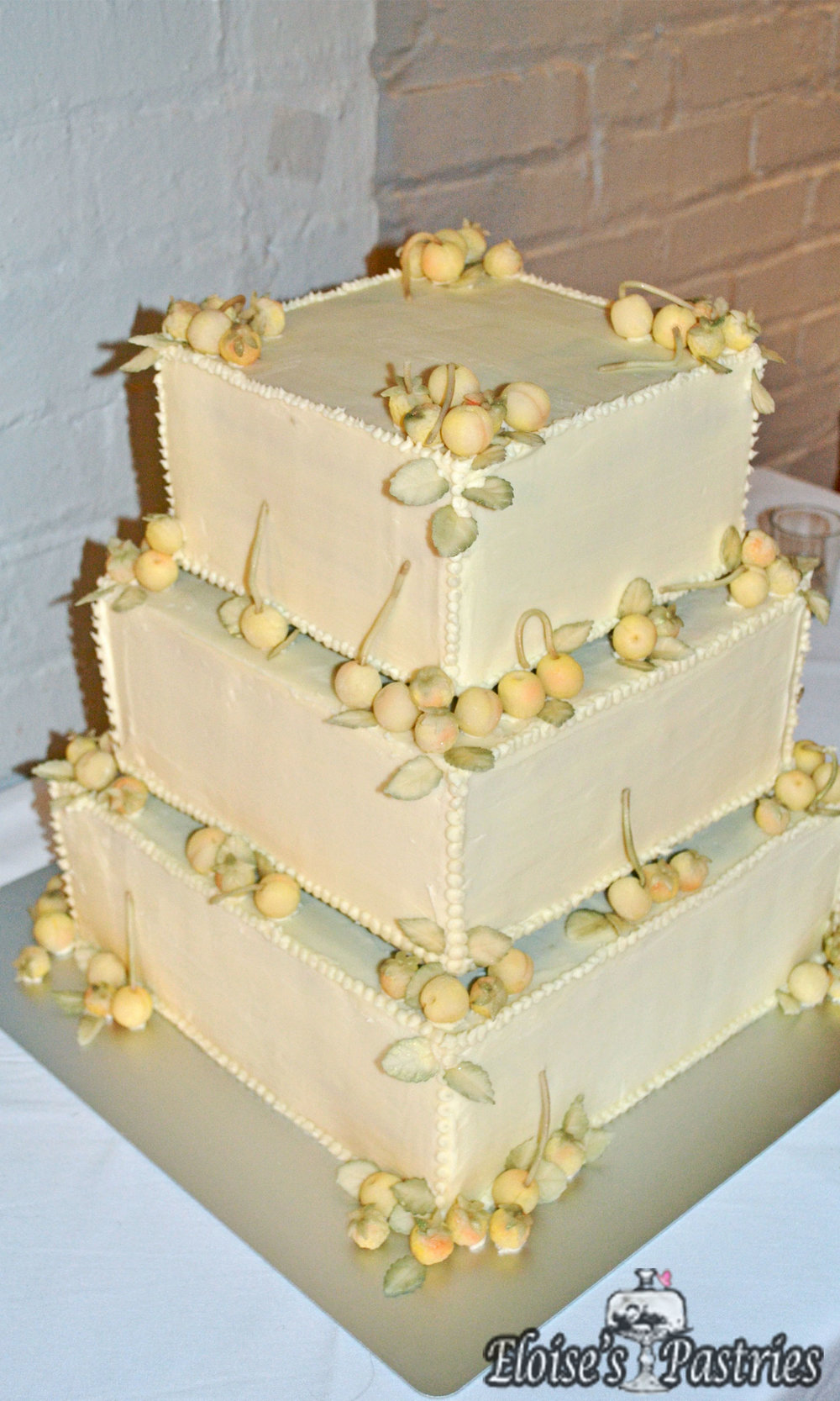 Wedding Cakes Gallery — Eloise\'s Pastries