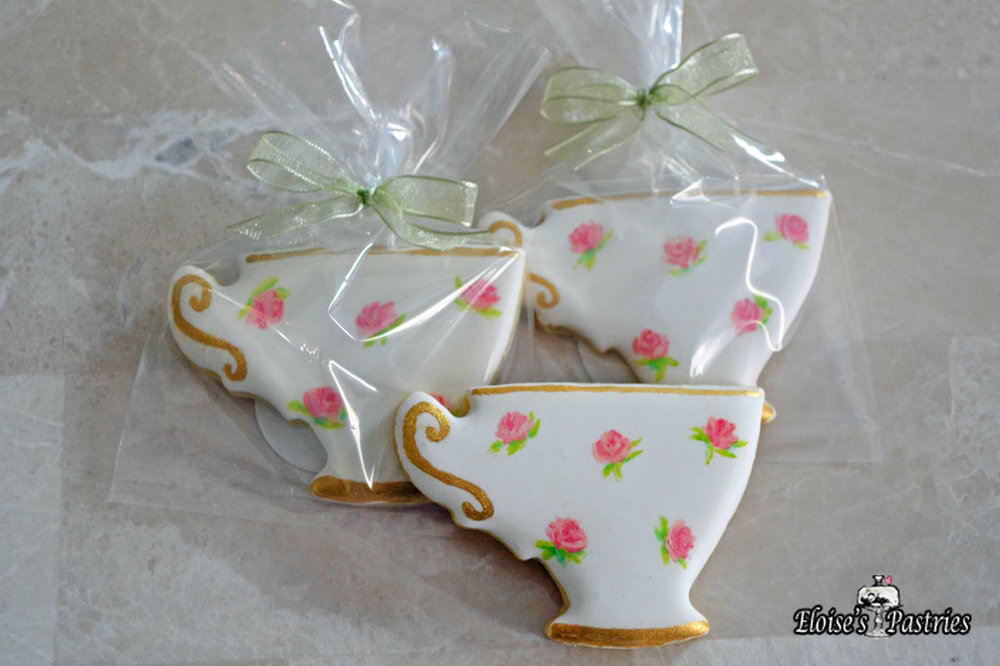 Tea Time Cookes (Packaged)
