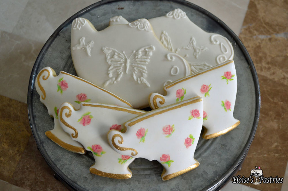 Tea Cup Cookes