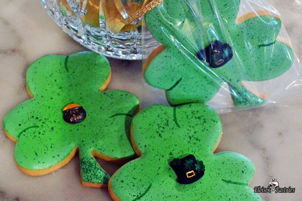 St. Patty's Cookies