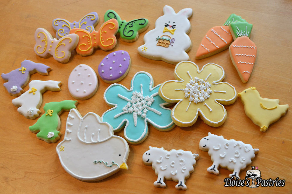 Customized Variety Cookies