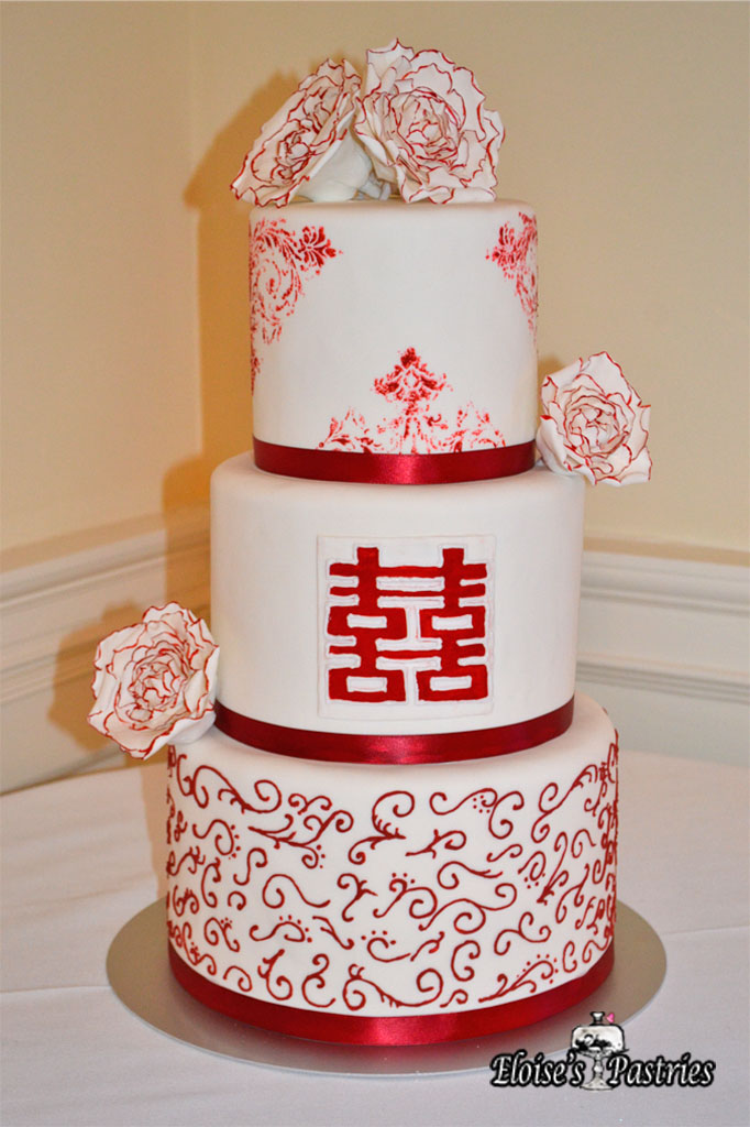 Chinese New Year's Cake